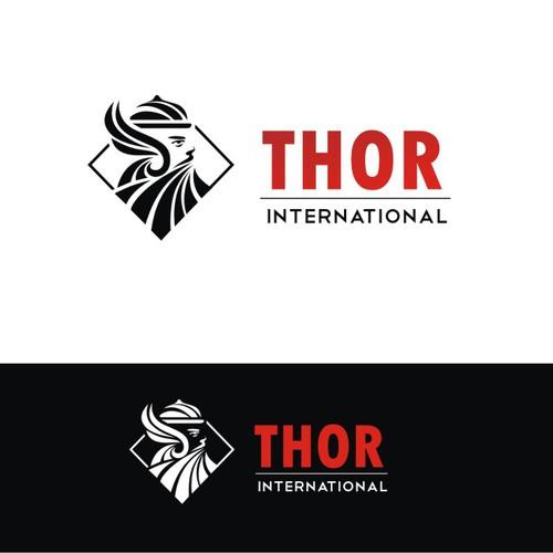 THOR INTERNATIONAL needs a logo