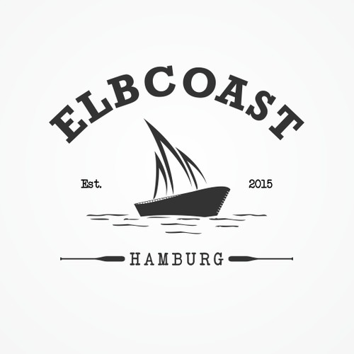 In contest please make a logo for a vintage maritime fashion & interior business.