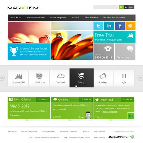 Magnetism - Microsoft partner