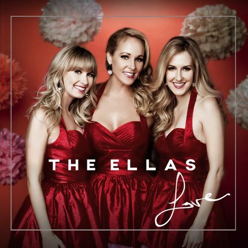 The Ellas: L-O-V-E (Album Cover)