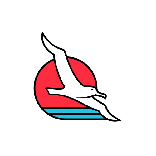 Albatross Logo - We have a sketch, just need to take it to the next level!