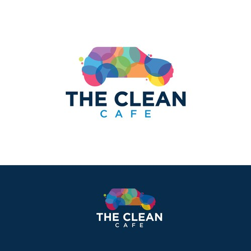 the clean cafe logo