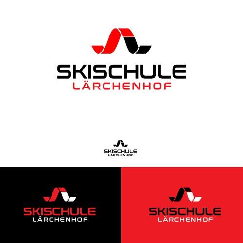 Logo for Ski School in Austria