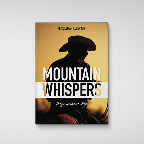 Mountain Whispers - Cover Design