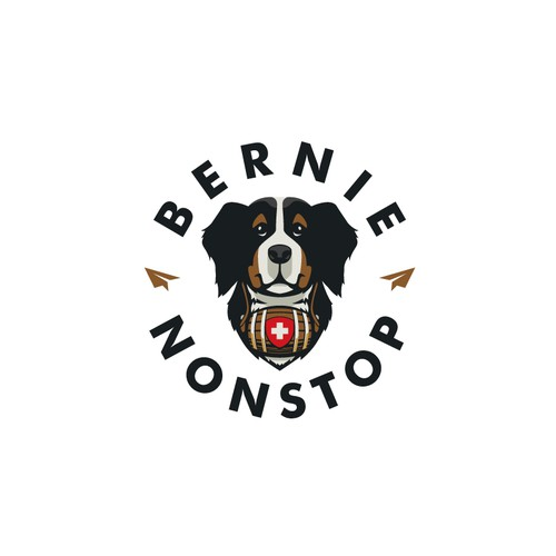 Dog Logo for Travel and Lifestyle