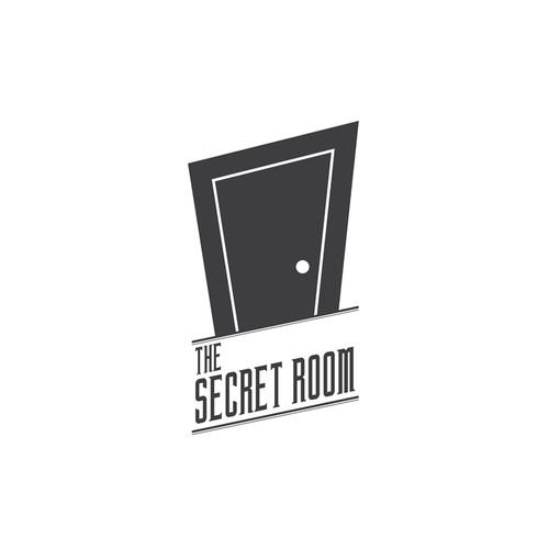 Create a capturing describtive logo for escape room game