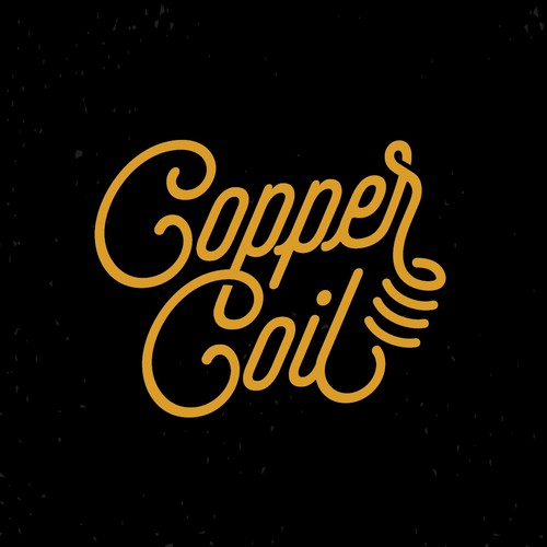 Create a logo for Houston's Newest Craft Brewer! Copper Coil Brewing Co.