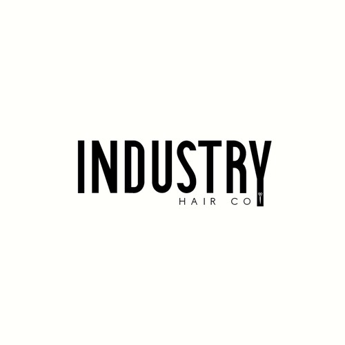 Brand Concept for Industry Hair Co.