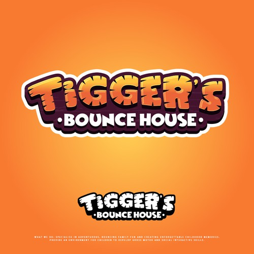 TIGGER'S BOUNCE HOUSE