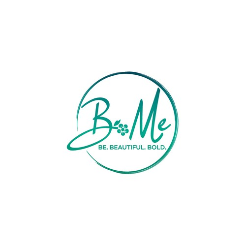 "Free spirit logo for a beauty brand ""Be Me"""