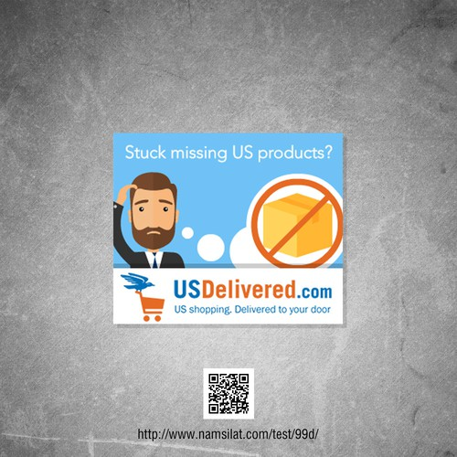 Banner for USDelivered.com