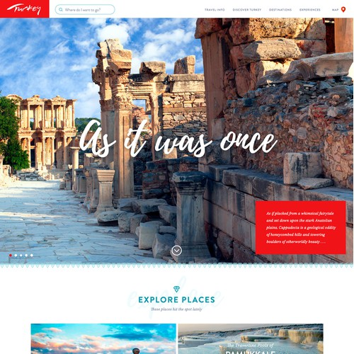 Travel Agency Web