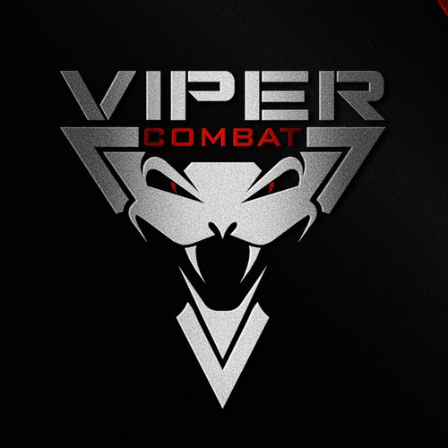 Logo design for Viper Combat