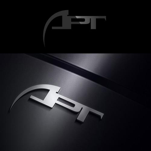 Electronic branding logo