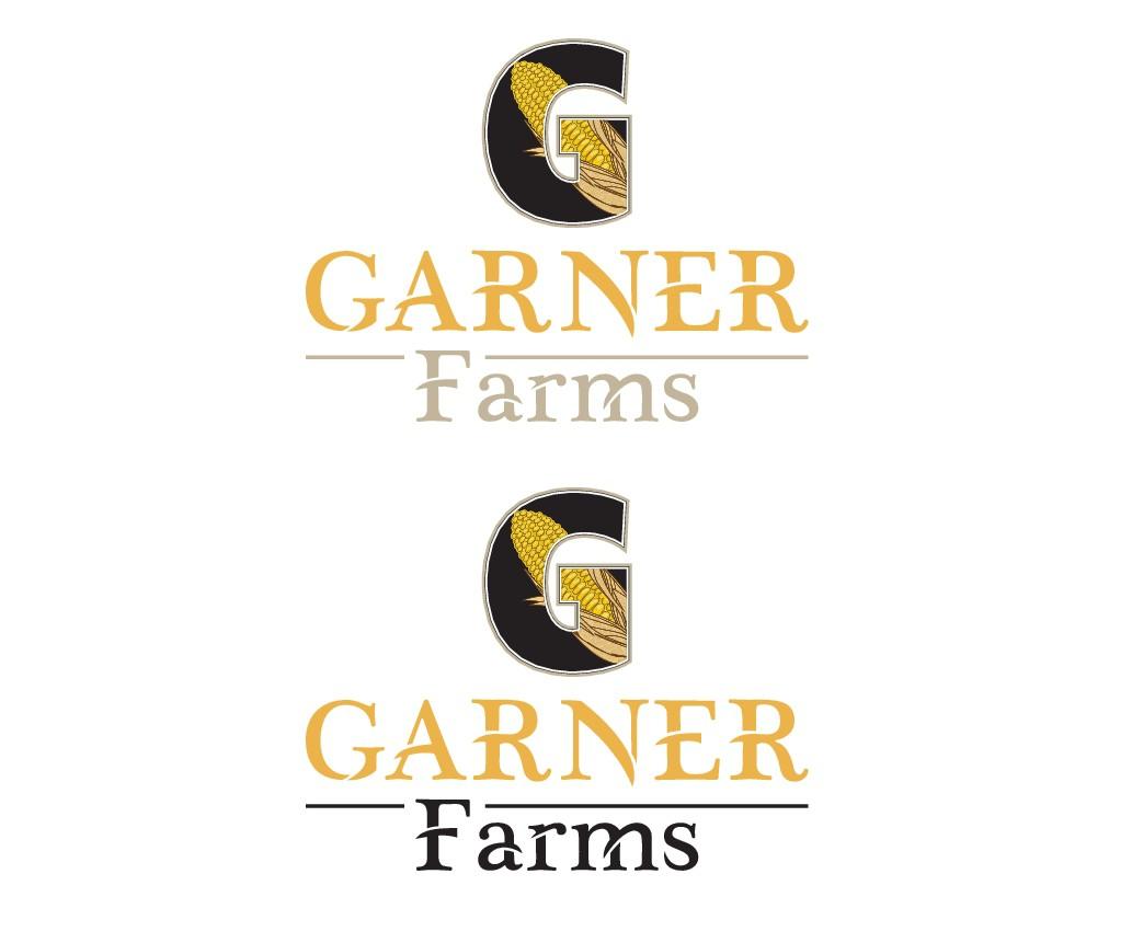 Garner Farm Logo Design