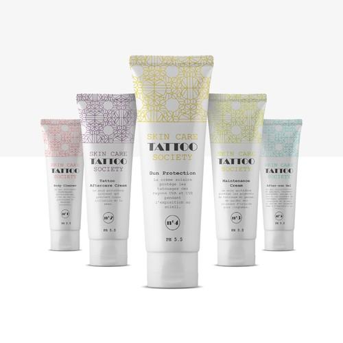 Tattto skin care cream