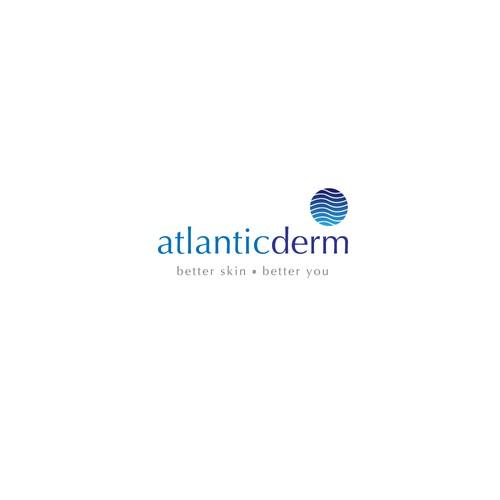 Logo for a dermatology start up