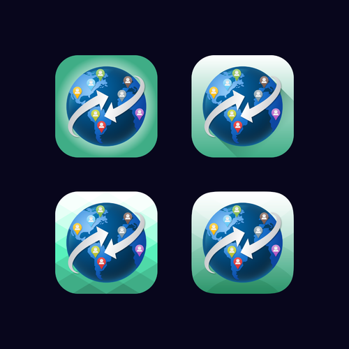 App Icon Design for Challenge App