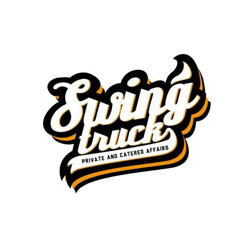 Swing Truck logo