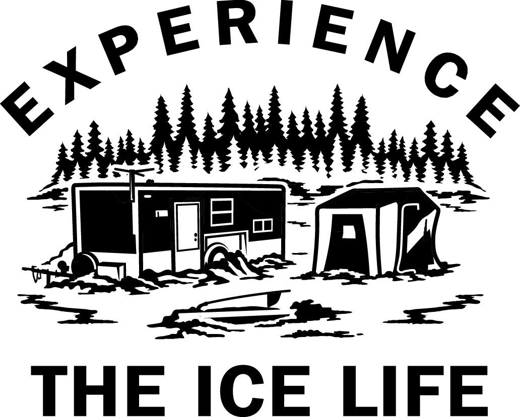 Minnesota Ice Fishing Logo