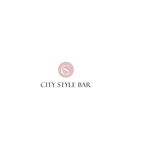 Elegant Hair Salon Logo