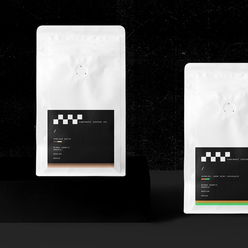 Product Design - Contrast Coffee
