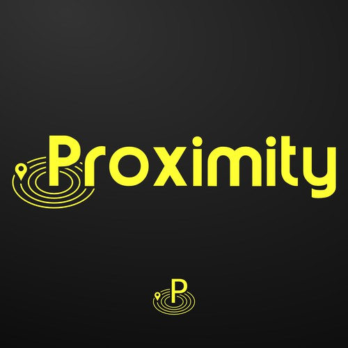 Create Mobile App Logo related to Proximity