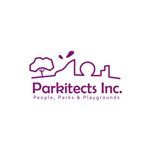 Playful Logo for Playground Design Firm