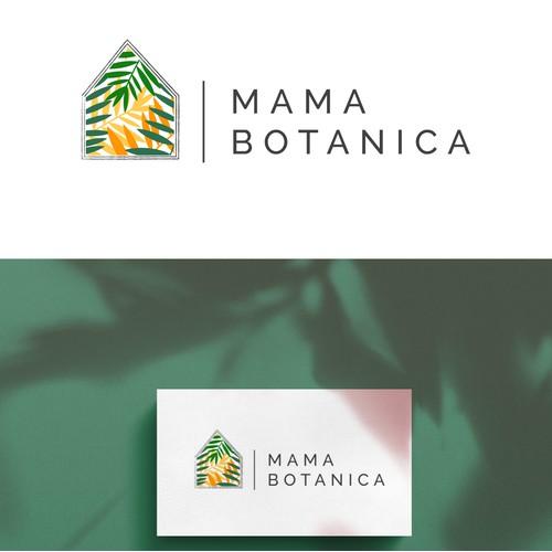 Logo for a Plant Shop