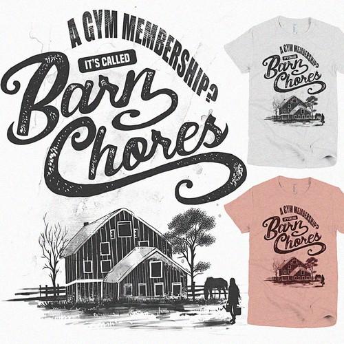 Barn Chores