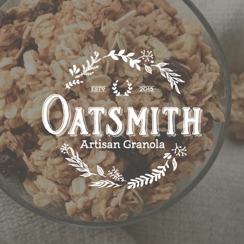 Logo for Oatsmith granola