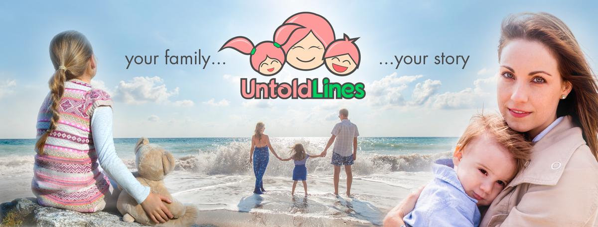 Untold Lines Facebook Cover