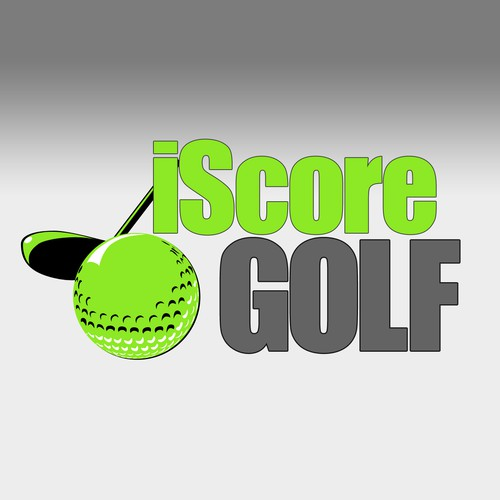 iScore Golf needs a new logo