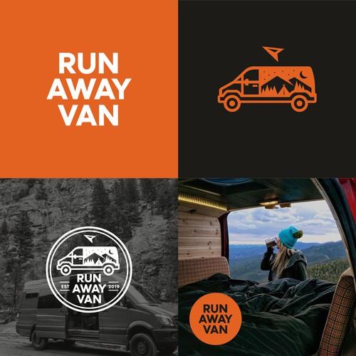Logo for A Camping Van Rental
