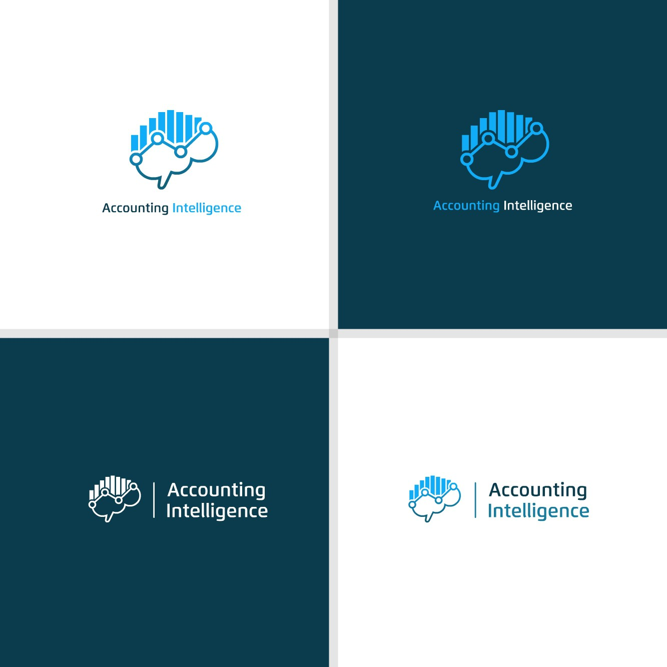 Icon for cutting-edge Artificial Intelligence app