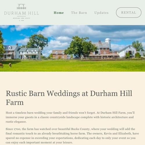 Durham Hill Farm