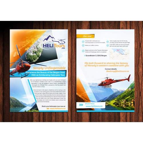 Flyer Heli tours