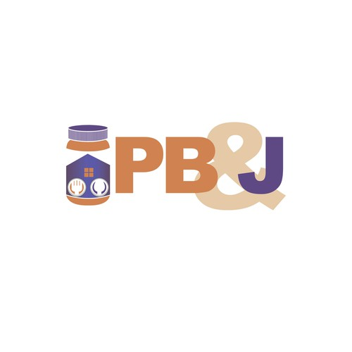 Peanut Butter & Jelly missionary logo