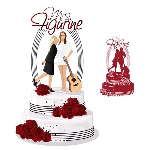 Mrs. Figurine