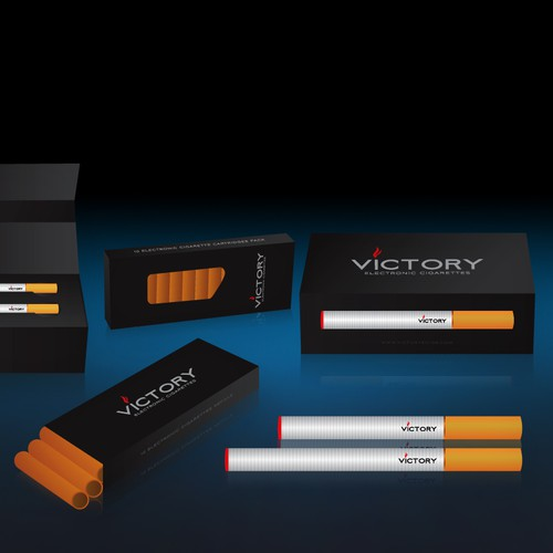 New E- Cigarette Company looking for Logo + Packaging Design