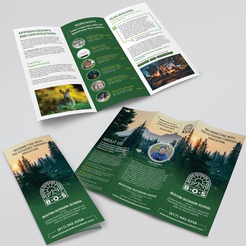Boston Outdoor School Brochure