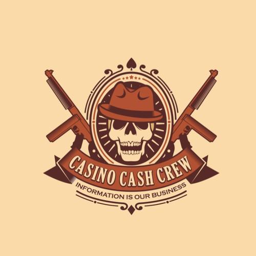 Design a logo for a high-profile casino affiliate program