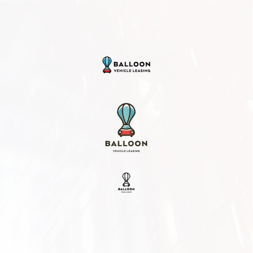 Logo for Balloon vehicle leasing