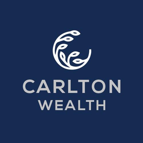 Concept de logo pour Carlton Wealth