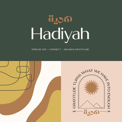 Logo Concept for Hadiyah