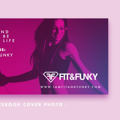 'Fit & Funky' Facebook Banner