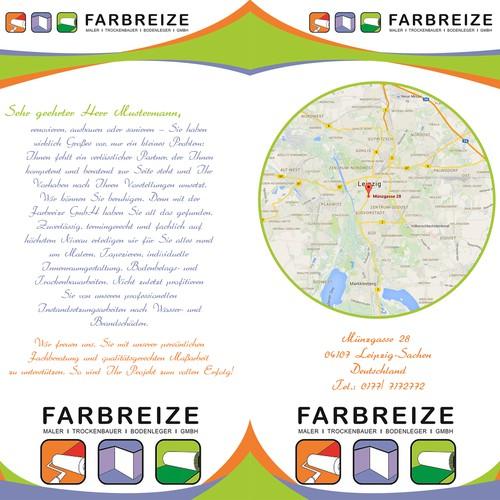 Farbreize - Flyer - Ärzte