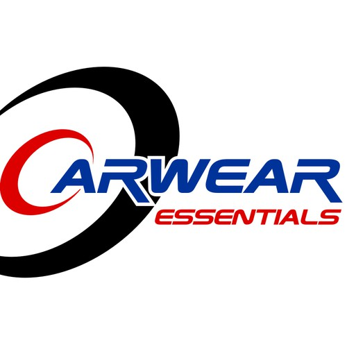 Create an attractive logo for a car storage and accessory brand