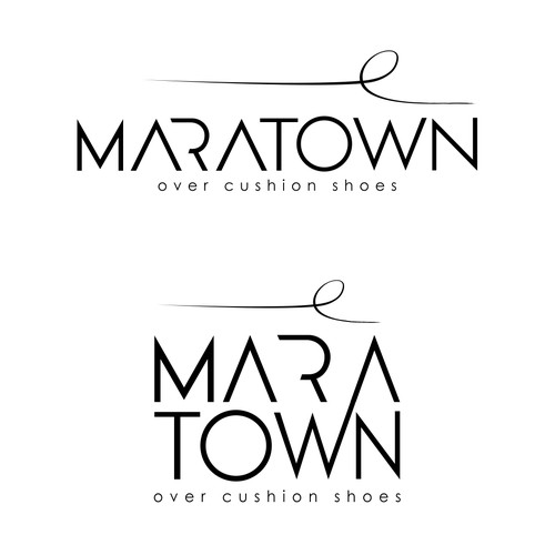 Maratown, over cushion shoes for Fabien R