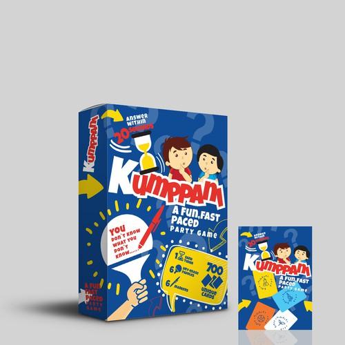 Game Packaging